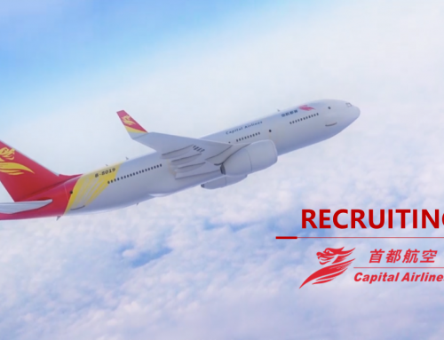 Recruiting Beijing Capital Airline